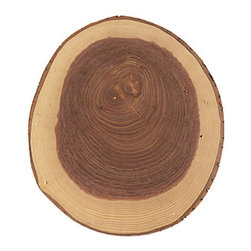 Large Ash Wood Cutting Board - This big, beautifully crafted cutting board can serve many purposes while looking good doing them.