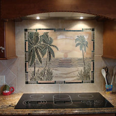 Tropical Accessories And Decor by American Tile and Stone/Backsplashtogo.com