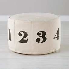Contemporary Footstools And Ottomans by The Land of Nod