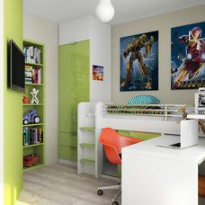Contemporary Kids by ARCHIFORMS studio