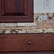 Contemporary Vanity Tops And Side Splashes by Granite Grannies