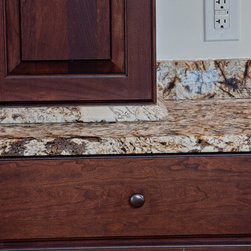 Bathroom Countertops: Find Concrete, Stone and Granite Vanity Counter Ideas Online