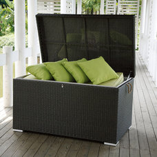 modern patio furniture and outdoor furniture by Dexter Sykes