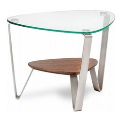 BDI - BDI | Dino End Table - Design by Louis A. Lara, 2011.
