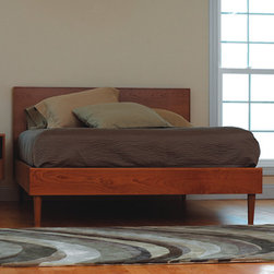 Skovby - Asher California King Bed - Asher California King Bed by Spectra Modern
