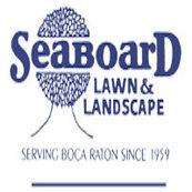 Seaboard Lawn and Landsape Logo