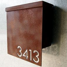 Modern Mailboxes by Moda Industria
