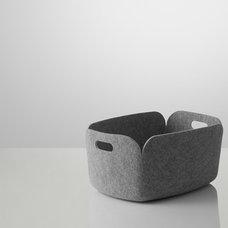 Contemporary Baskets by Muuto