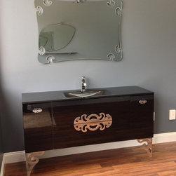 Eurolegno M.C.A.B. - Italian Bathroom Vanity - GLAMOUR - GLAMOUR