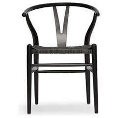 Structube - Dining room : Chairs : Denmark (Black)