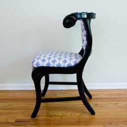 Hamptons Game Table Chair - Rachel Kim
