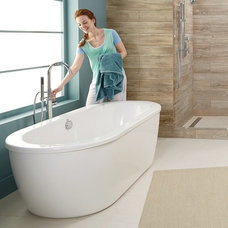 Contemporary Bathtubs by Build.com