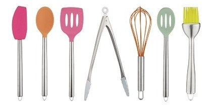 Contemporary Cooking Utensils by John Lewis