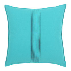 Pierce Pillow, Set of 2, Turquoise