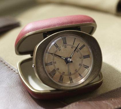 Modern Clocks by Pottery Barn