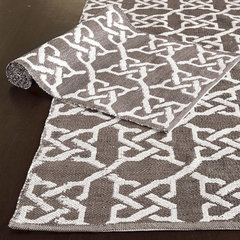 contemporary outdoor rugs by Ballard Designs