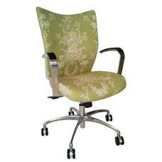 Traditional Office Chairs by Belle Chaise