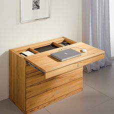 Modern Desks by Wharfside