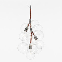 Pelle Designs - Pelle Designs | Pendant Bubble Chandelier - Design by Jean and Oliver Pelle, 2012.