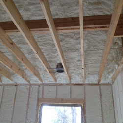 Spray Foam Insulation -