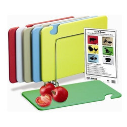 SAN JAMAR - CUTTING BOARDS-15X20X1/2 (6 CUT-N-CARRY CB SYST) - CAT: Smallwares & Equipment Kitchen Supplies Cutting Boards