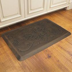 Antique Anti-fatigue Kitchen Mats - Canada Mats