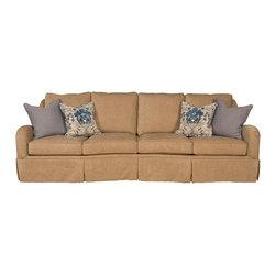 Vanguard Furniture - Vanguard Furniture Barlow Sofa V434D-S - Vanguard Furniture Barlow Sofa V434D-S