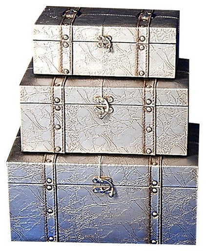 Eclectic Decorative Boxes by Homes Direct 365