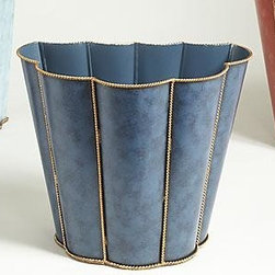 Chelsea House - New Chelsea House Wastebasket Tole Painted - Product Details