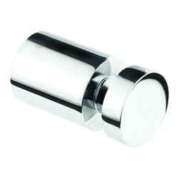 Croydex - Croydex QA101741 Flat Single Robe Hook in Chrome - Croydex QA101741 Flat Single Robe Hook in ChromeA comprehensive range of bathroom accessories that is ideal for commercial applications such as hotels and housing developments. The stylish design compliments any bathroom setting and the range covers everything from towel racks and toilet roll holders to bottle openers and washing lines for over the bath!Croydex QA101741 Flat Single Robe Hook in Chrome, Features:• Durable brass construction with high quality chrome plated finish.