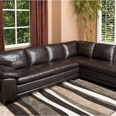 Contemporary Sectional Sofas by Overstock.com