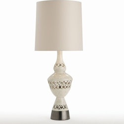 Arteriors Home - Elexis Table Lamp - 17256-582 - Elexis Collection Table Lamp