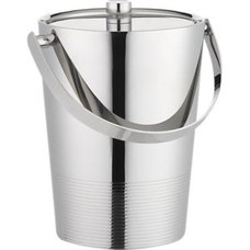 Contemporary Ice Tools And Buckets   by Crate&Barrel