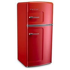 modern refrigerators and freezers by Big Chill