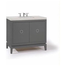 Waterfall The Diplomat Vanity 0106 :: Bath Vanity from Home & Stone