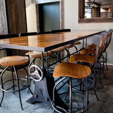Eclectic Dining Tables by Vinoture