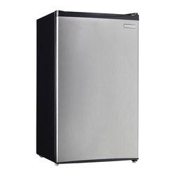Danby - 10 Cu.Ft. Refrigerator - -10 cu. ft. (282 litre) capacity