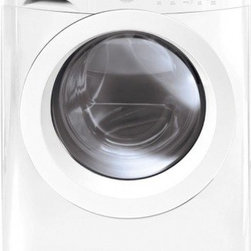 Frigidaire - FAFW3001LW Affinity 3.0 cu. ft. Capacity Front Load Washer With 1100 RPM  Freshw - With 30 cu ft capacity you will be able to wash more clothes at onceAlso features 5 Wash Cycles Automatic Water Temperatures Delayed Start Option Stainless Steel Tub and Reversible Door