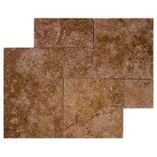 Mediterranean Floor Tiles by Garfield Tile Outlet Inc.