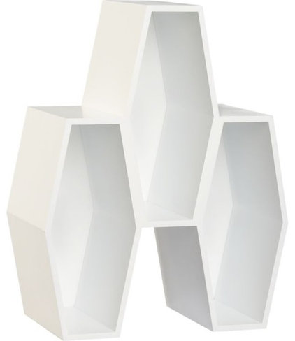 Modern Display And Wall Shelves  by CB2