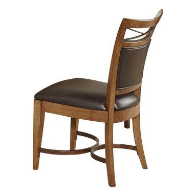 Hammary - Hammary Home Office Desk Chair-KD - Desk Chair-KD belongs to Home Office Collection by Hammary Desk Chair (1)