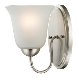 Cornerstone Lighting - Cornerstone Lighting 1201WS Conway 1 Light Bathroom Sconce - Features: