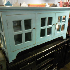 Eclectic Buffets And Sideboards by Nadeau Nashville