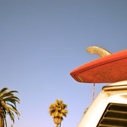 Pray For Surf Photographic Print. - I've been admiring top design blogger sfgirlbybay's photography online for years, and I'm so thrilled she sells fine photographic  prints on Etsy. This one makes me long for California sunshine!