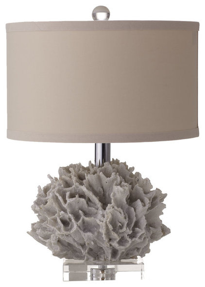 Beach Style Table Lamps by Horchow