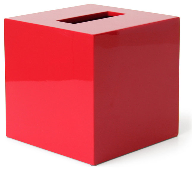 Modern Tissue Box Holders by Jonathan Adler