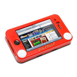 Etch-A-Sketch iPhone Case - Who doesn't love an Etch-A-Sketch?