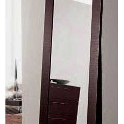 Soho Vertical Stand Alone Mirror By Doimo - Regain the lost charm of your favorite room by introducing the bright Soho Vertical Standalone Mirror.