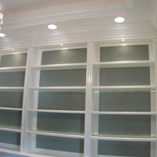 Traditional Closet by Cawthra Construction & Interior Design