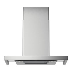 KORTVARIG Wall mounted extractor hood, Stainless steel - Not only does an extractor hood keep your kitchen free of steam, grease, cooking fumes and odors, it can also make an important design statement. Choose from our range of wall-mounted, ceiling-mounted and built in models below to find the one for you.